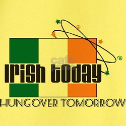 Irish Today, Hungover Tomorro T