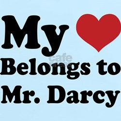 Mr. Darcy Lover T-Shirt