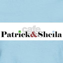 Patrick & Sheila Women's T-Shirt