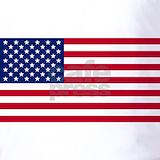 American flag Polos