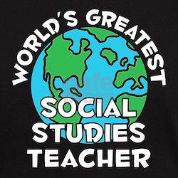 World's Greatest Socia.. (G) T-Shirt