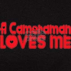 A Cameraman Loves Me Tee