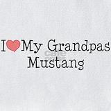 Mustang grandpa Bib