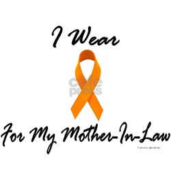 I Wear Orange For My Mother-In-Law 1 Shirt