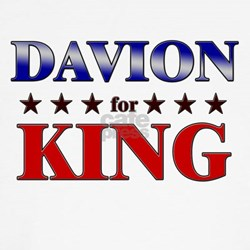 DAVION for king T-Shirt