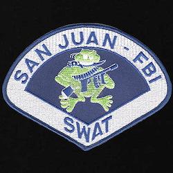 San Juan FBI SWAT T
