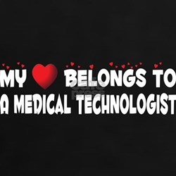 Belongs To A Medical Technologist Tee