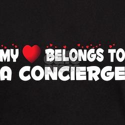 Belongs To A Concierge T-Shirt