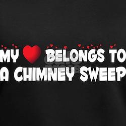 Belongs To A Chimney Sweep Shirt