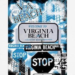 Virginia Beach 2 Tee