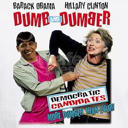 Dumb and Dumber w/ Dumbest Back Shirt