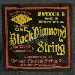 Black Diamond Vintage Ad T-Shirt