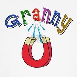 Granny Magnet T-Shirt