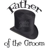 Top Hat Groom's Father Mug