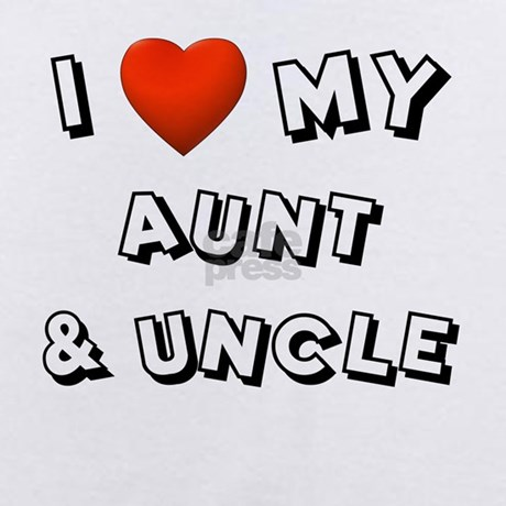 relationship of aunt and uncle