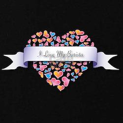 Love My Barista T-Shirt