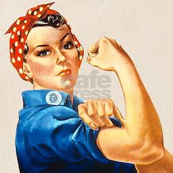 Rosie the Riviter Labor Day