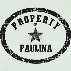 Property of Paulina T