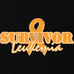 Survivor - Leukemia T-Shirt