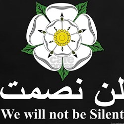 """We will not be silent"" Tee"