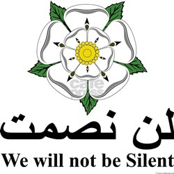"""We will not be silent"" Shirt"