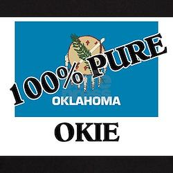 100 Percent Okie T-Shirt