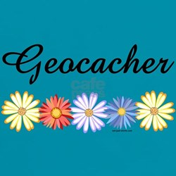 Geocacher Asters Tee