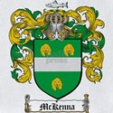 Mckenna coat of arms Baby Bibs