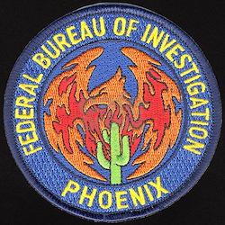 FBI Phoenix Tee