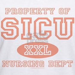 Property of SICU Nurse Shirt
