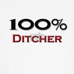 100 Percent Ditcher Tee