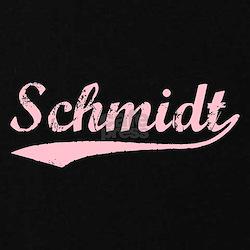 Vintage Schmidt (Pink) T-Shirt