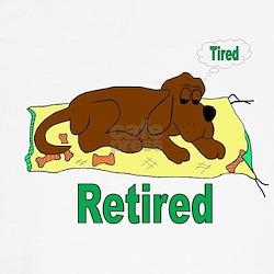 Cute Early retirement T
