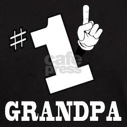 #1 - GRANDPA T-Shirt