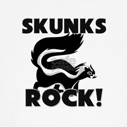 Skunks Rock! T