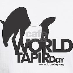 Shirt: 'World Tapir Day'