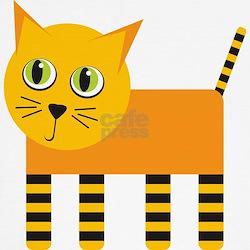 Orange Cat T-Shirt
