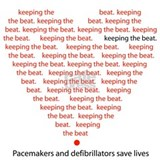 Pacemaker T-shirts