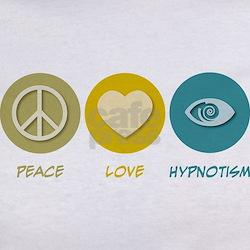 Peace Love Hypnotism Tee