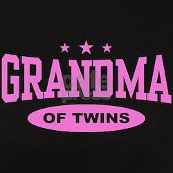 Grandma of Twins Tee