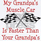 Chevrolet grandpa Baby Bodysuits