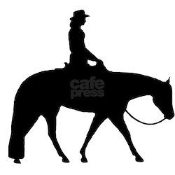 Western pleasure clip art