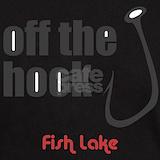 Hooked fish T-shirts