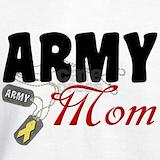 Army mom Sweatshirts & Hoodies