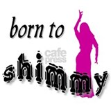 Born to Shimmy Mug