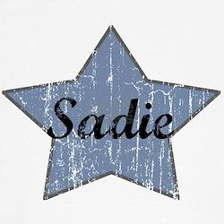 Sadie (blue star) T