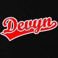 Retro Devyn (Red) T
