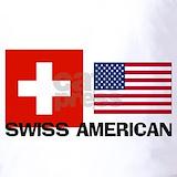 Mens american flag Polos