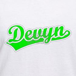 Retro Devyn (Green) Shirt