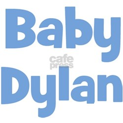 Baby Dylan (blue) Shirt